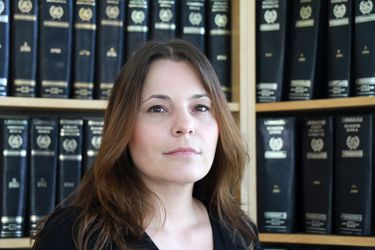 Greek Lawyer - Athina Chatzitéhodorou