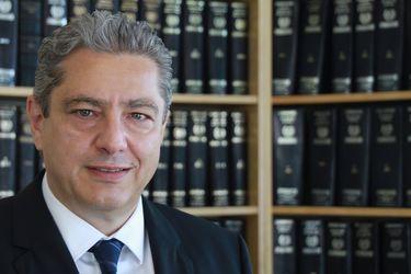 Greek Lawyer - Abraam Kosmidis