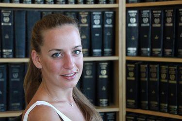 Greek Lawyer - Martha Sparthara