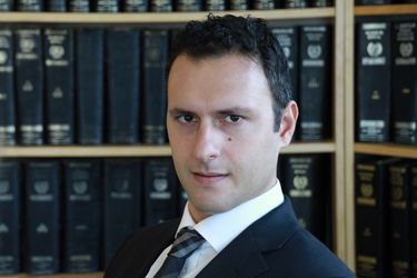 Greek Lawyer - Themistoklis Tosounidis